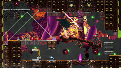 Giga Wrecker Alt Game Screenshot 2