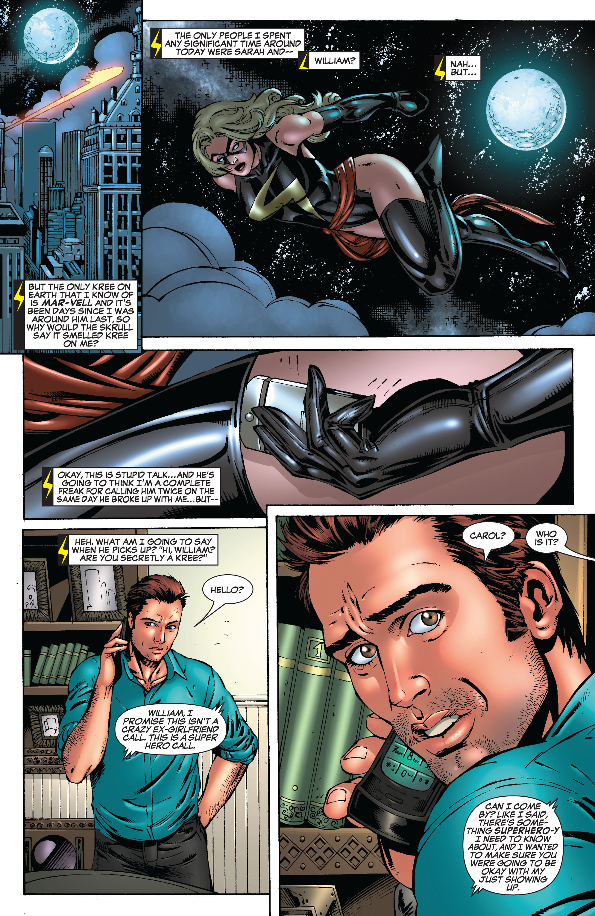 Read online Secret Invasion: The Infiltration comic -  Issue #8 - 27
