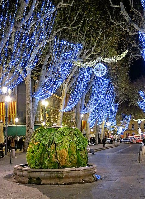 Top 10 Beautiful Cities to Celebrate Christmas | Provence, France