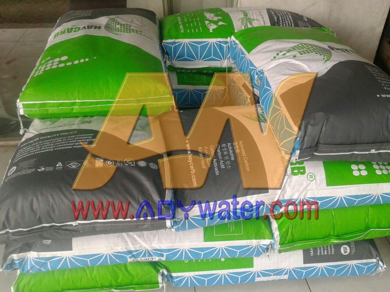 Karbon Aktif Haycarb Spesifikasi Teknis Haycarb