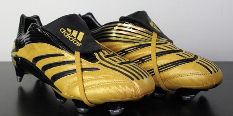 d50c34024d3 Triple Comeback in 2019 - 9 Gold x Adidas Predator Football Boots ...