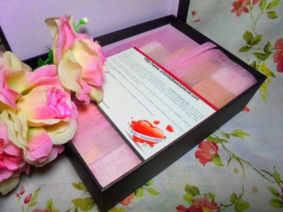 ELIZABETH ARDEN CONCEPT BOX