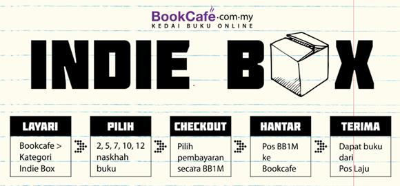 Beli Buku Online Guna BB1M
