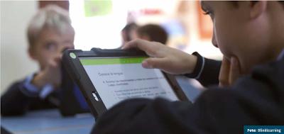 Esta es la APP que permite personalizar la educación en los colegios