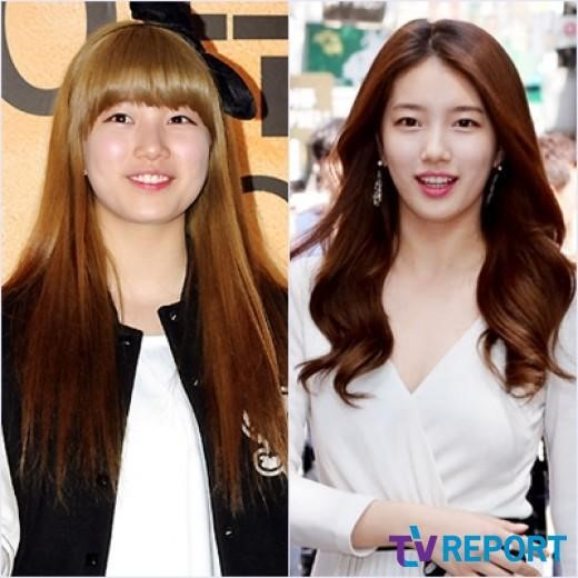 Female idols who underwent extreme diet changes ~ Netizen Buzz
