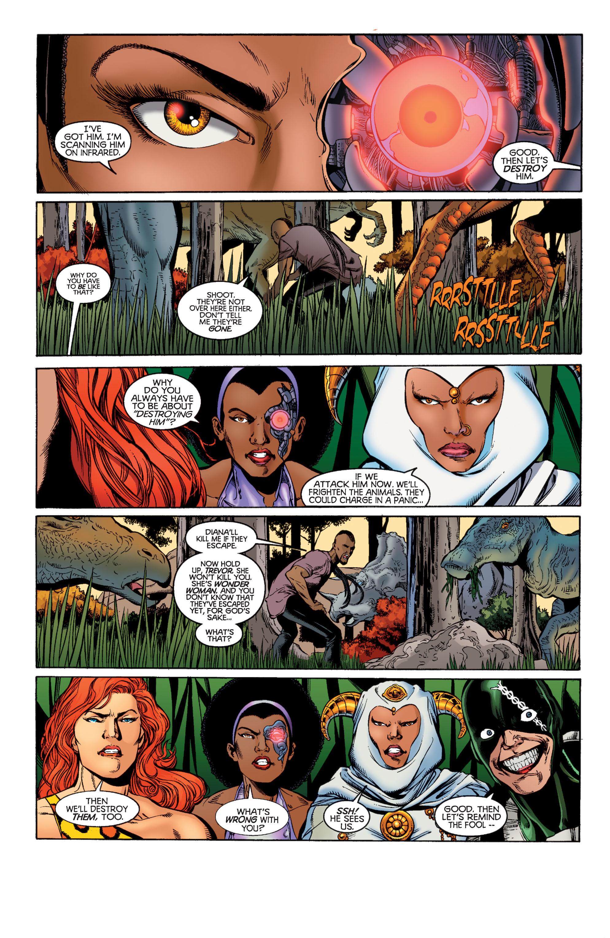 Read online Wonder Woman (1987) comic -  Issue #185 - 2