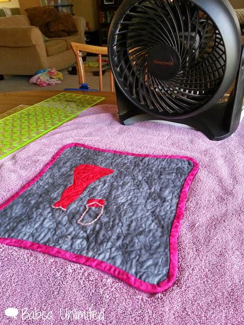 BabcoUnlimited.blogspot.com - Little Pink Dress Quilt