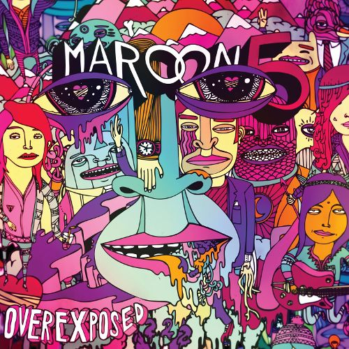 Maroon 5 feat.Wiz Khalifa - Payphone