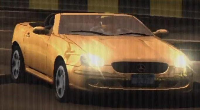 Mercedes SLK 320
