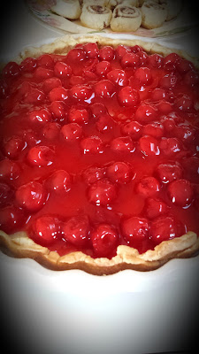 A Cherry Tart, Living From Glory To Glory Blog