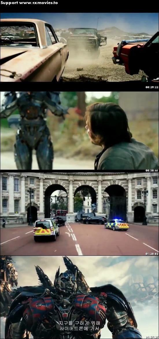 Transformers The Last Knight 2017 English 720p HC HDRip 1.1GB