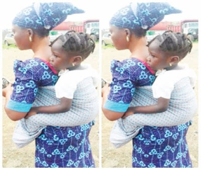 Police arrested Husband and wife  for selling stolen children in Ogun state