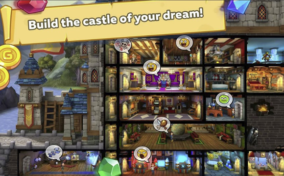 Hustle Castle Fantasy Kingdom Mod Apk Range Damage Terbaru