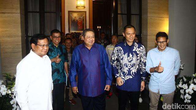 SBY: Saya 2 Kali Jadi Capres, Tidak Pernah Paksa Ketum Ikut Kampanye