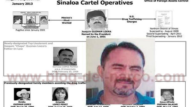 El Triángulo Dorado, la herencia del Chapo en disputa: BBC