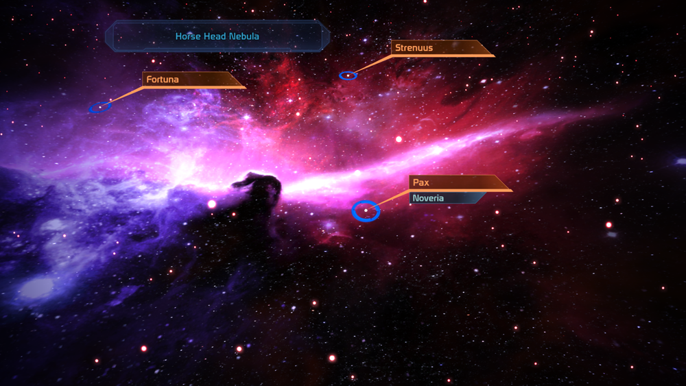horsehead nebula - photo #21