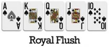 Royal Flush / Playsi Besar