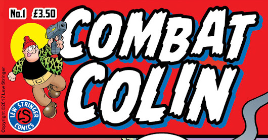 COMBAT COLIN #1: TRANSFORM YOUR READING
