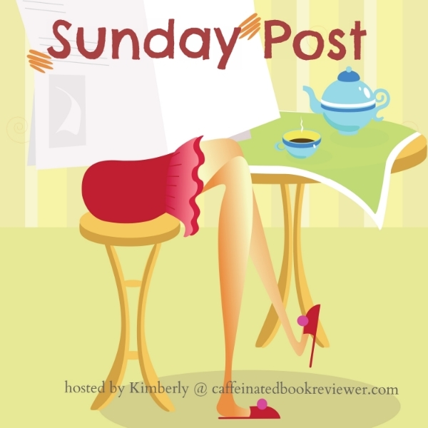 The Sunday Post #74   Goodbye August (+Instagram Giveaway Info)
