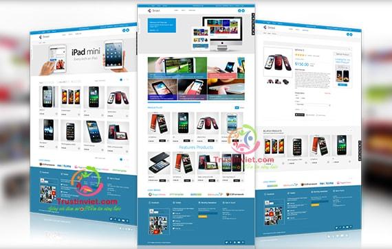 Thiết kế website chuẩn seo trọn gói giá rẻ