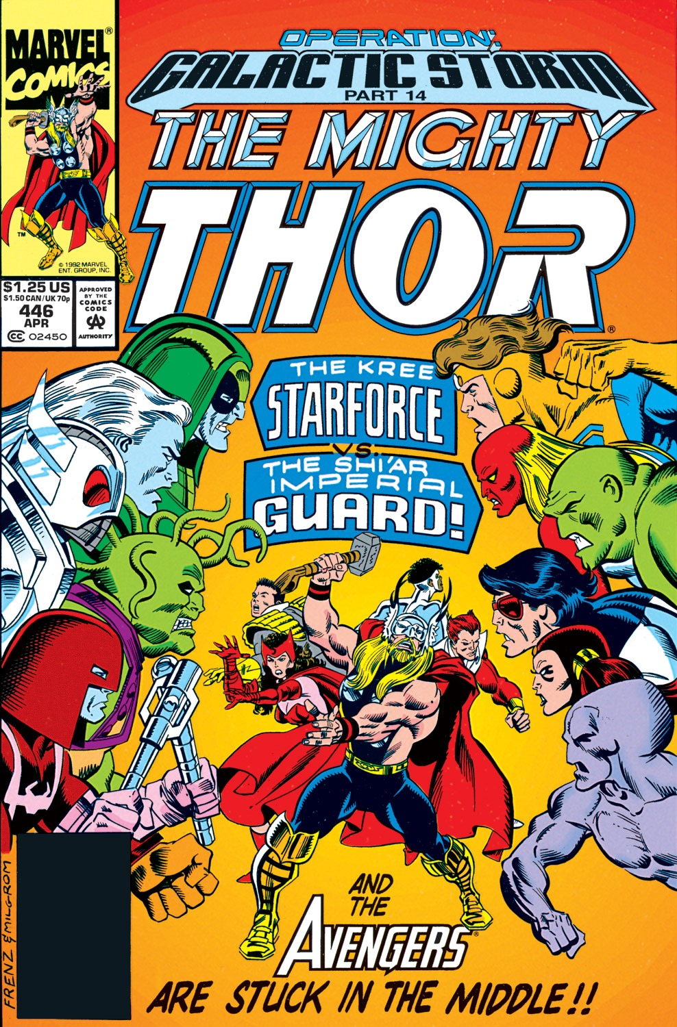 Thor (1966) 446 Page 1