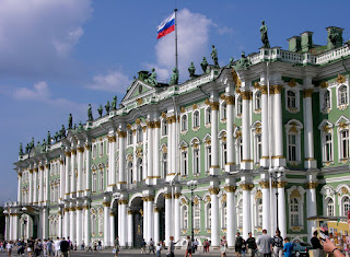 visa-free Cruise - Hermitage with private guide