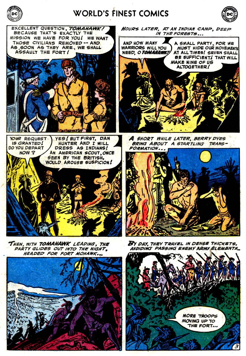 Read online World's Finest Comics comic -  Issue #68 - 18