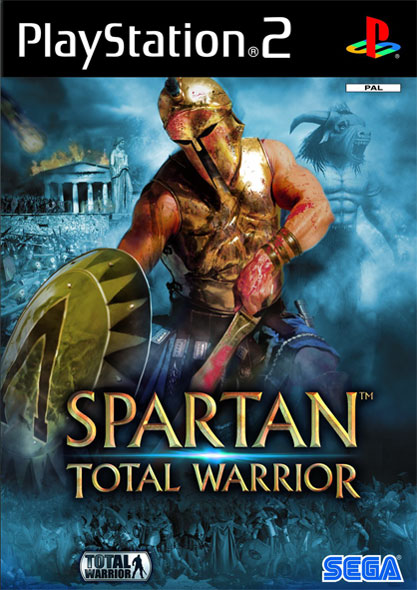 spartan - Spartan Total Warrior | PS2