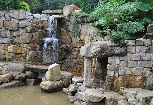 Ogród Japoński w Przesiece, Przesieka Ogród Japoński