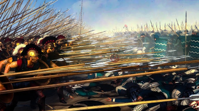 Ο Μέγας Αλέξανδρος γίνεται κυρίαρχος της Ασίας στη Μάχη των Γαυγαμήλων, 331 π.Χ.