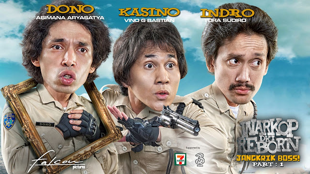 15 Film Indonesia Terlaris Tahun 2016, dari Cek Toko Sebelah sampai Warkop DKI Reborn