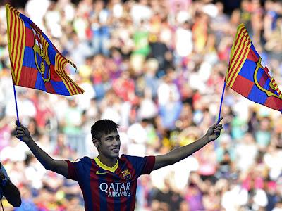 neymar-en-barcelona