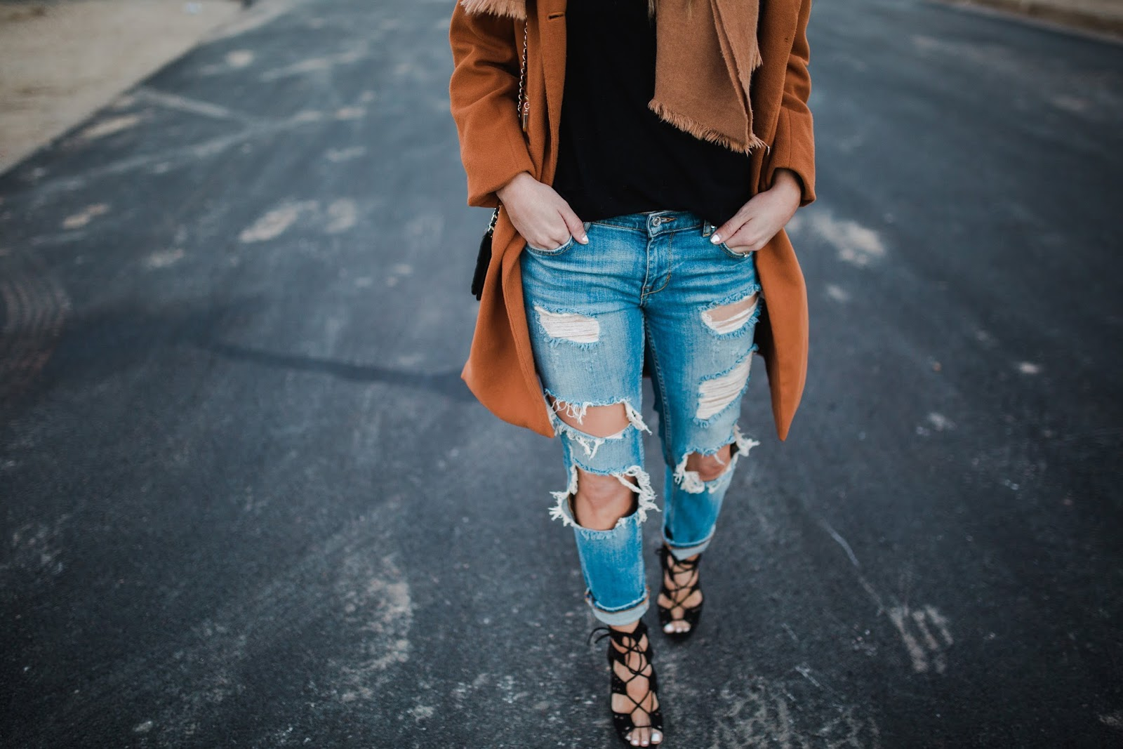 Ripped Jeans - Taylor Winkelmeyer of My Cup of Chic