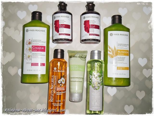 szampon chroniący blask włosów farbowanych, szampon do włosów blond, jedwabisty szampon odżywczy do włosów suchych, oczyszczający peeling do twarzy, żel pod prysznic o zapachu konwalii