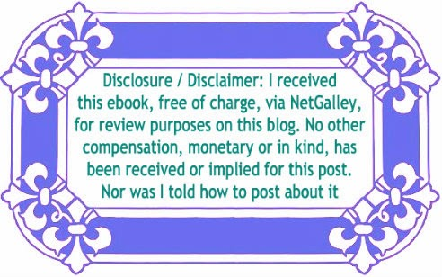 net galley disclosure