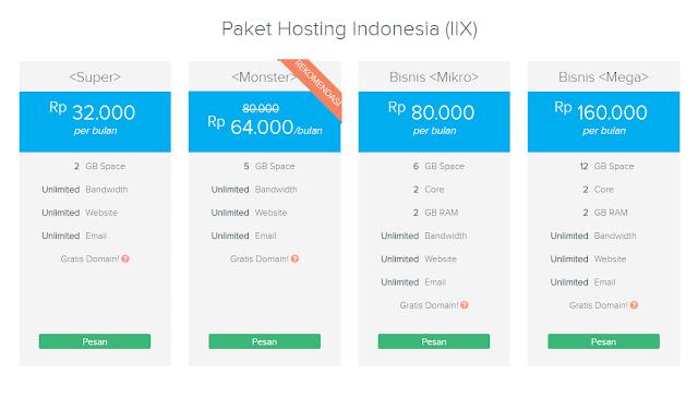 DomaiNesia, Rekomendasi Penyedia Hosting Indonesia Untuk Para Pebisnis