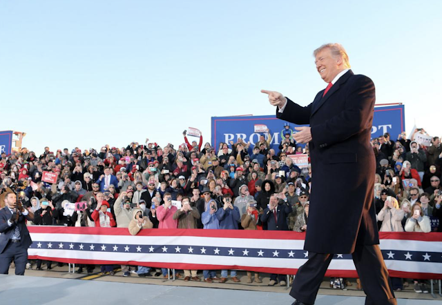 Trump experience lands in Tupelo, Mississippi