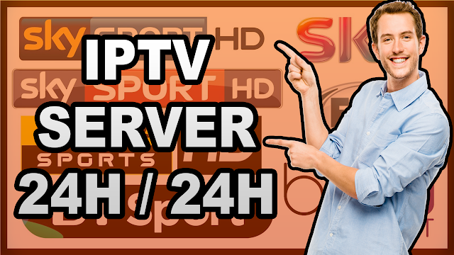 Best IPTV server Free daily M3U LIST 2000 Sports channels and more