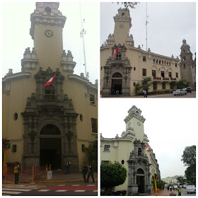 Municipalidad de Miraflores, Lima, Peru