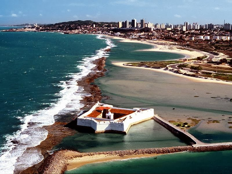 Forte dos Reis Magos - Natal - Rio Grande do Norte