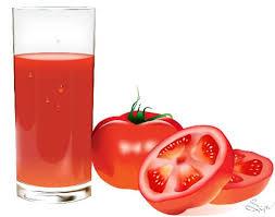 nước ép cà chua mật ong