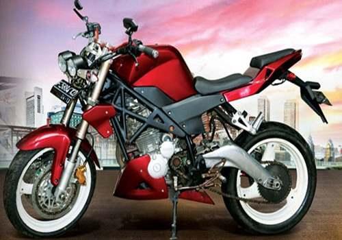 Modif Trail Yamaha Scorpio Z