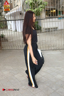 Bollywood Actress Sonali Bendre Spotted in Tracksuit at Spa  0006.jpg