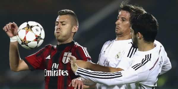 Prediksi Bola Terkini Real Madrid vs AC Milan 30 Juli 2015