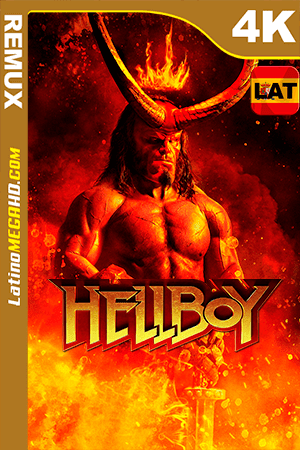 Hellboy (2019) Latino HDR Ultra HD BDRemux 2160P ()