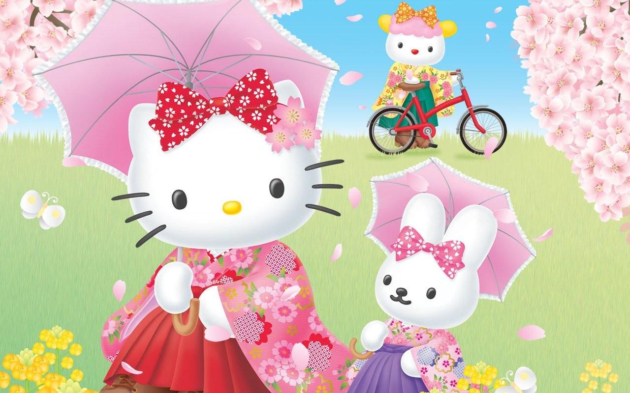 Download Photo Hello Kitty