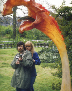 The Day of the Triffids (1981) John Duttine and Emma Relph