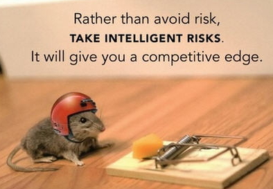 how to take calculated risks