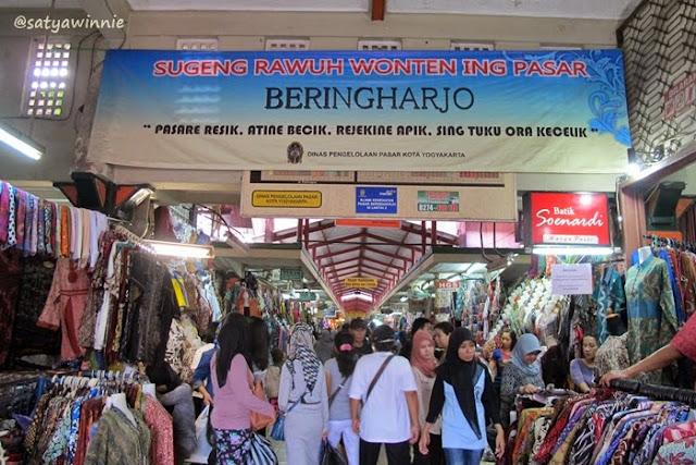 Image result for pasar beringharjo