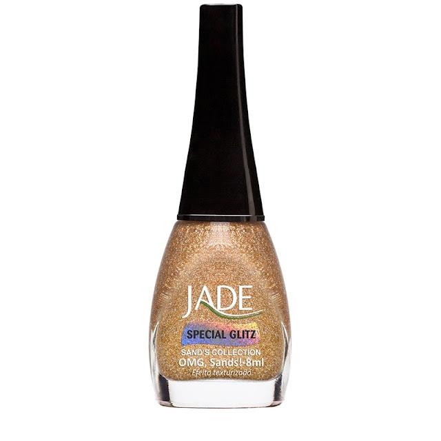 Esmalte Jade :: OMG Sands - Resenha